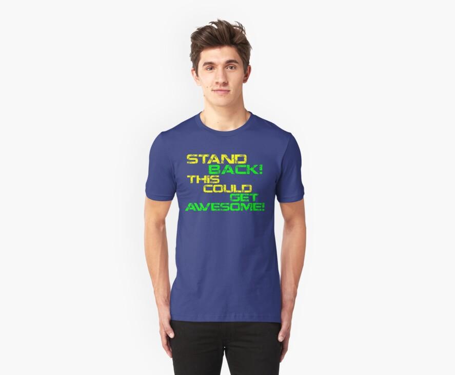 Teevolution :: Stand Back! by Teevolution