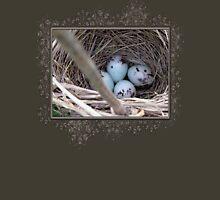 Four Red-Winged Blackbird Eggs Unisex T-Shirt