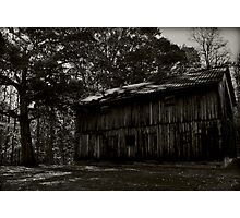 Country Barn - Berkeley Springs Photographic Print