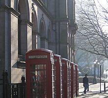 Telephone Line? by BeckyG