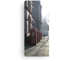 Telephone Line? Canvas Print