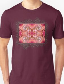 Valley Porcupine Abstract Unisex T-Shirt