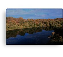 Shepherdstown Reflections Canvas Print