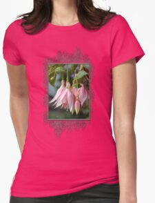 Fuchsia named Sophisticated Lady Womens Fitted T-Shirt