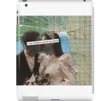 We Made a Vow iPad Case/Skin