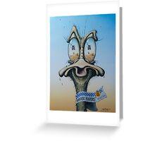 Kakadu Kapers Greeting Card