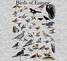 Birds of Europe T-Shirt