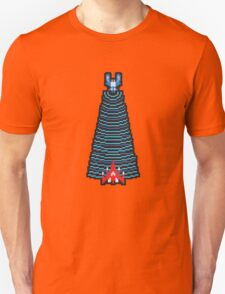 Captured Ship  Unisex T-Shirt