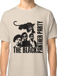 BLACK PANTHER PARTY Classic T-Shirt