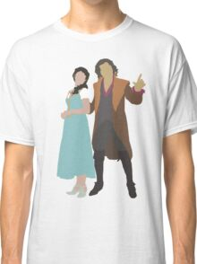 Rumbelle - Once Upon a Time Classic T-Shirt