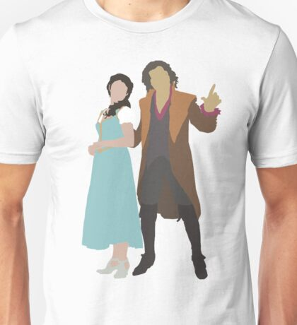 Rumbelle - Once Upon a Time Unisex T-Shirt