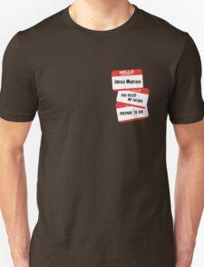 Indigo Montoya Unisex T-Shirt