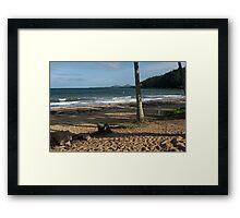 Bingil Bay - Late Afternoon Framed Print