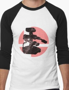 Sm4sh - R.O.B. Men's Baseball ¾ T-Shirt
