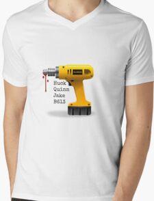 Scandal B613 Mens V-Neck T-Shirt