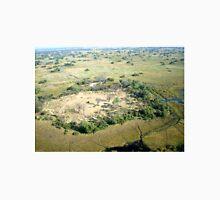 Aerial of Okavango Delta (3) Unisex T-Shirt