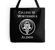 College of Winterhold Alumni Tote Bag