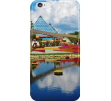 Epcot wonderland iPhone Case/Skin