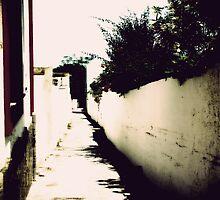 Iddu's alleyway 1 by FilleDeLEau