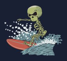 Boric Surfer dude by gregure