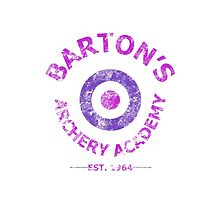 Barton's Archery Academy by 6-07