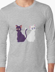 Luna and Artemis Long Sleeve T-Shirt