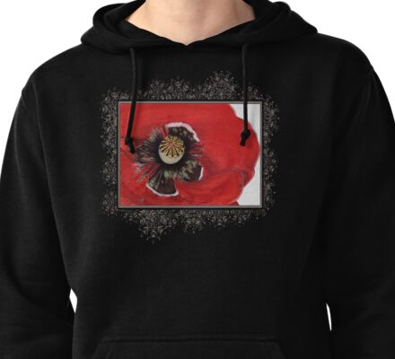 Remembrance Pullover Hoodie
