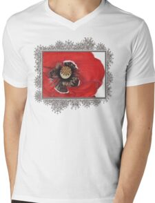 Remembrance Mens V-Neck T-Shirt