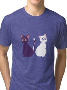 Luna and Artemis Tri-blend T-Shirt