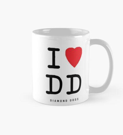 I <3 Diamond Dogs Mug