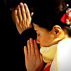 Angel to a Prayer by kibishipaul