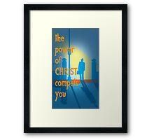 The Power Framed Print