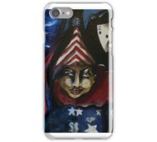 Political Joker iPhone Case/Skin