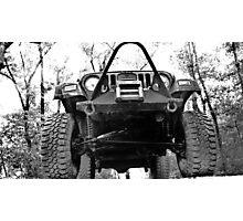 Jeep. Photographic Print