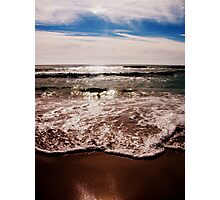 The Ocean View Photographic Print