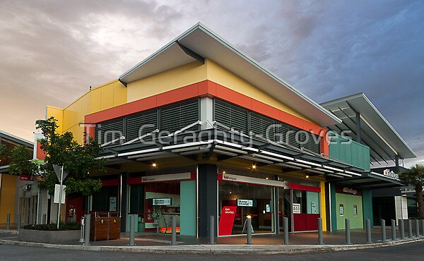 Corner Shop Series  by Tim  Geraghty-Groves