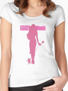 Legally Blonde Women's Fitted Scoop T-Shirt