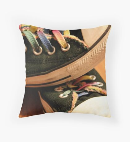 Adolescent Necessity Throw Pillow