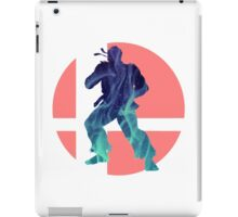 Sm4sh - Ryu iPad Case/Skin