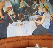 Luncheon Party by John Douglas