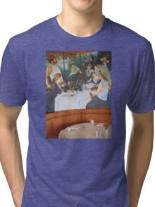 Luncheon Party Tri-blend T-Shirt