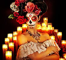 Day of the dead by bkaldorf