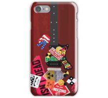 Michael Cherry Guitar iPhone Case/Skin
