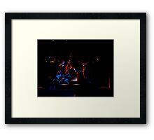 The Underture Framed Print