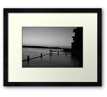 Croki NSW Framed Print