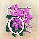 O is for Orchid by Stephanie Smith