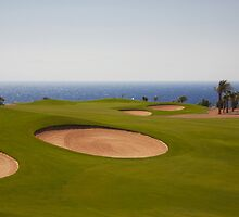 Hole 7 par 4 by TabaGolf