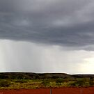 Pilbara storm clouds  by Sue-Ellen Cordon