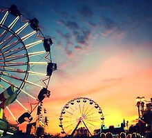 California State Fair 2015 by pinkT