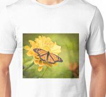 Monarch On Zinnia 5-2015 Unisex T-Shirt